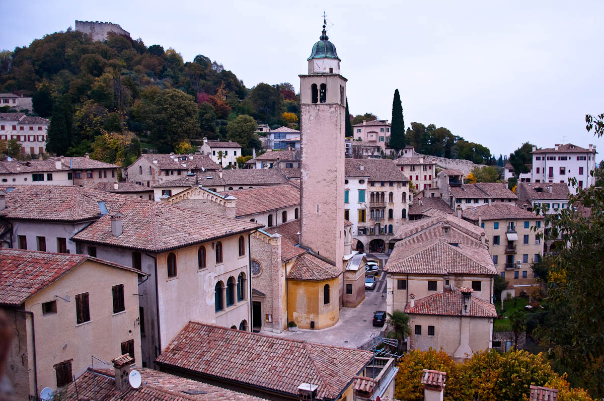 Asolo, Italy - One of the Best Day Trips in the Veneto