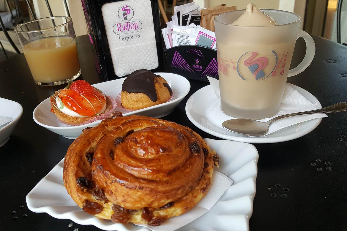 My Italian Breakfast - The Sweetest Start to a Rainy Day