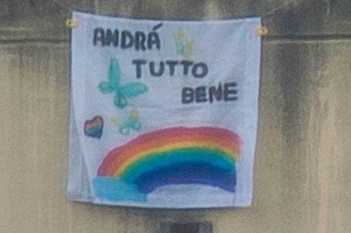 Andra Tutto Bene - Vicenza, Italy - rossiwrites.com