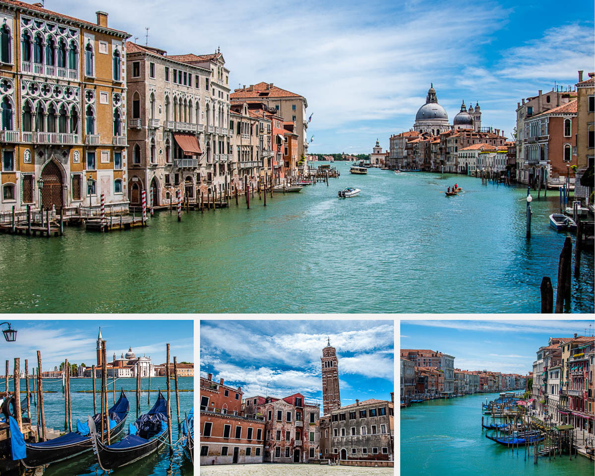 A Walk through Venice on a Sunny Post-Covid 19 Day - rossiwrites.com