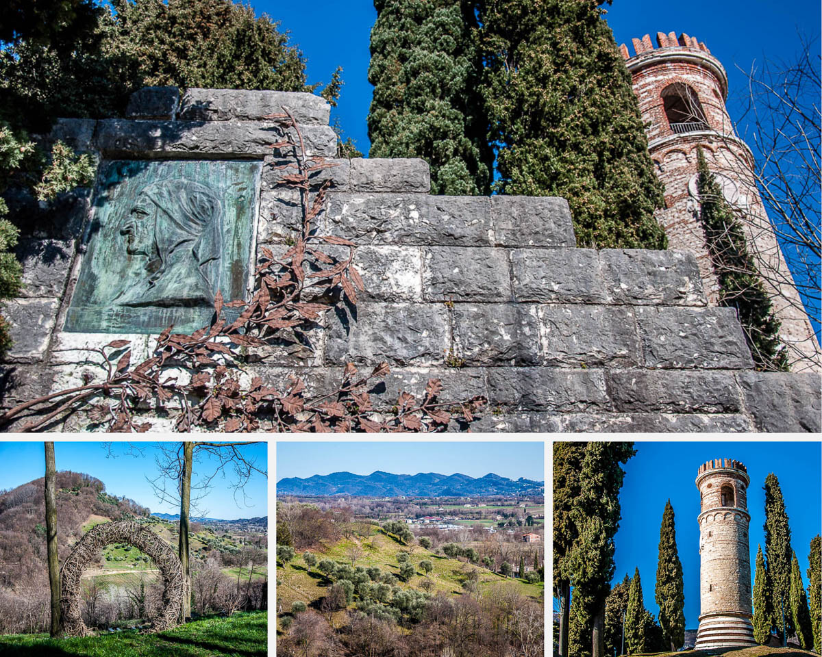Dante's Hill in the Veneto- An Easy Hike in the Steps of Italy's Greatest Poet - rossiwrites.com