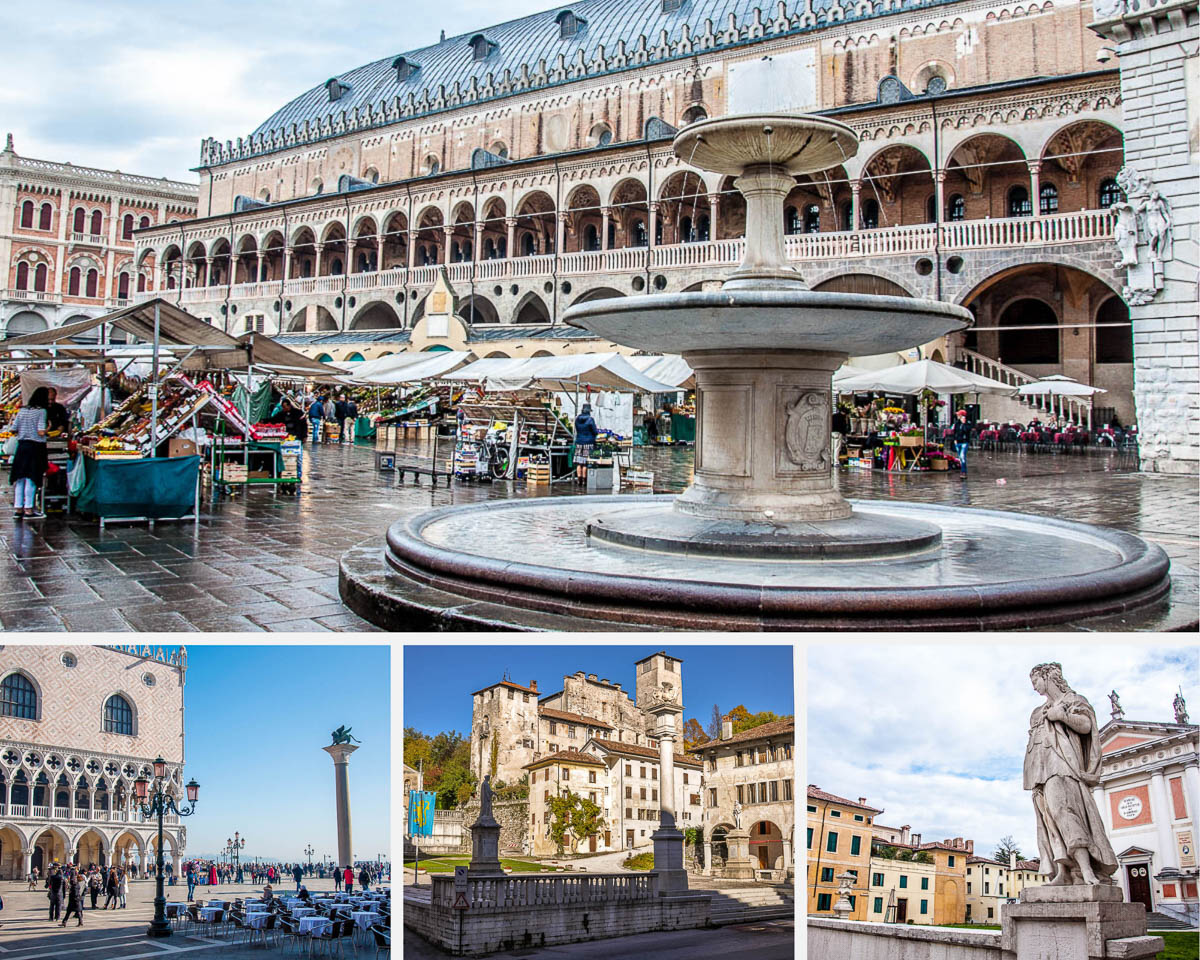 Italian Piazzas - 20 Most Beautiful Squares in the Veneto, Northern Italy - rossiwrites.com